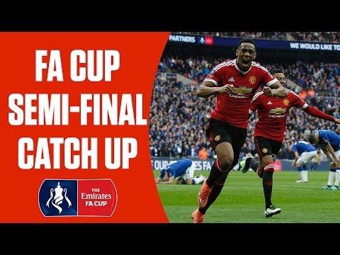 FA Cup Semi-Final Catch Up Show | BT Sport