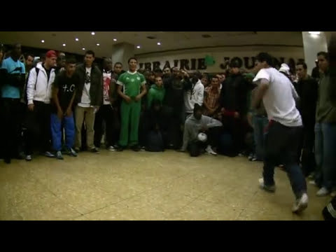1000% Breakdance Powermoves Lil G (Vénézuela) Vs Zimzim (France)