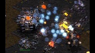ForGG (T) v qwe (T) on Destination - StarCraft  - Brood War REMASTERED