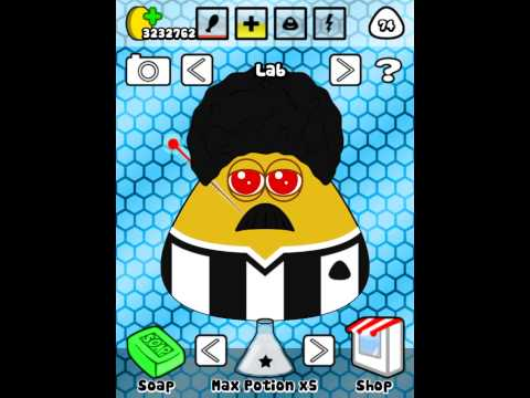Pou Hack Money.Level.....
