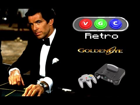 Goldeneye Nintendo 64 VGChest Goes Retro