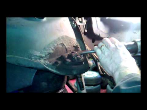 Riveted Ball Joint Removal.mpg