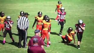Chase Roberts Football Highlights 2018