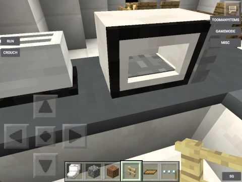 Furniture mod minecraft pe. Part 1-2