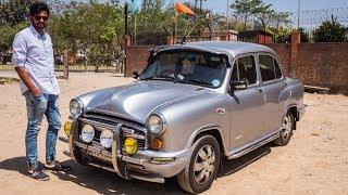 Hindustan Ambassador - Still An Icon In 2019? | Faisal Khan