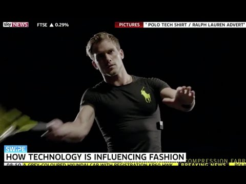 Wearble Tech Goes Designer Luxe :: Sky News Sunrise