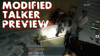 L4D Epsilon Modified Talker Preview - Energy Crysis