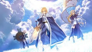Fate/Grand Order (English) Android GamePlay [1080p/60FPS] (By Aniplex Inc.)