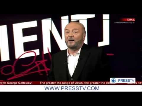 Comment with George Galloway: Livni Diplomatic Immunity Shame - 16th May 2014