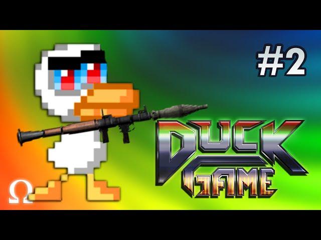 Руководство запуска: Duck Game по сети