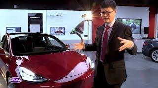We Take a Deep Dive Into the Tesla Model 3 — Cars.com