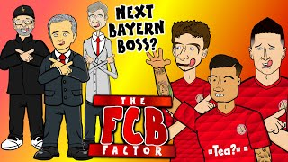 🔴BAYERN BOSS - the AUDITIONS!🔴 Mourinho? Wenger? Klopp to Munich? The FCB Factor!