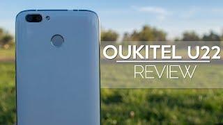 OUKITEL U22, 4 cámaras por 65USD! Review en español [Argentina]
