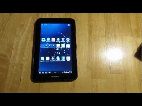 Samsung Galaxy Tab 2 Review   Android 4.0 ICS
