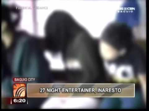 27 club girls rounded up in Baguio