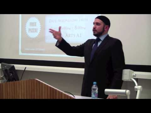 Shariah law: barbaric or misunderstood - Abdullah al Andalusi - University of Sussex