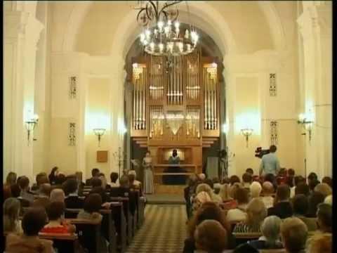 Мендельсон, Феликс - Прелюдия и фуга соль мажор для органа