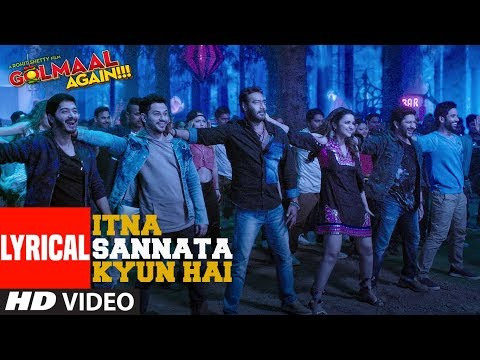 download lagu Itna Sannata Kyun Hai Al  Song  Golmaal gratis