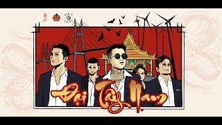 JOMBIE - ĐẠI TÂY NAM (OFFICIAL MUSIC VIDEO) | G5R [Prod QT Beatz]