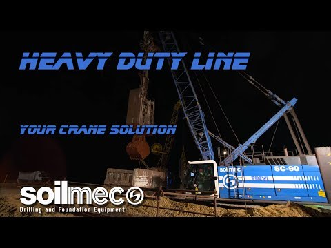HEAVY DUTY LINE - Your Crane Solution