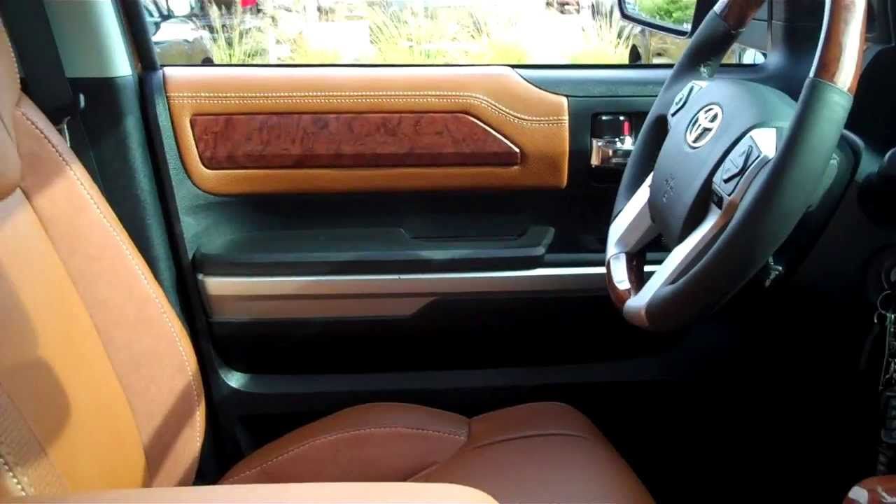 1794 Toyota Tundra >> 2014 Toyota Tundra 1794 Crew Max- Jon Lancaster Toyota - YouTube