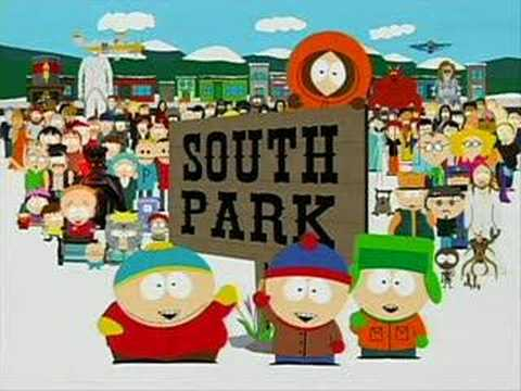 south park-mountain town (chipmunk) Video