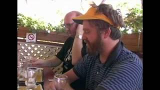 Zach Galifianakis - Farting business man