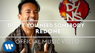 Клип RedOne - Don't You Need Somebody (Friends of RedOne's Version)
