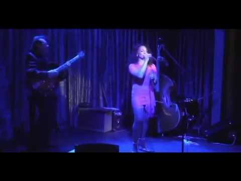 Джазовая певица