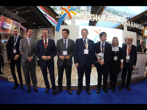 Unión contra el Brexit en la World Travel Market de Londres