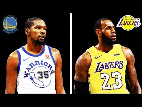 How the Lakers Match Up with the Warriors!