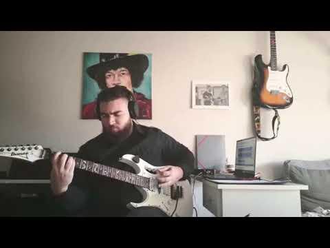 Bikini   A mennyország felé guitar cover
