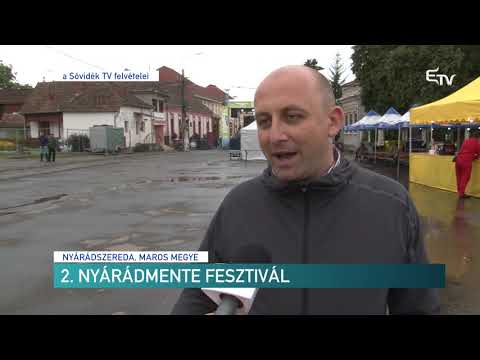 2. Nyárádmente fesztivál – Erdélyi Magyar Televízió