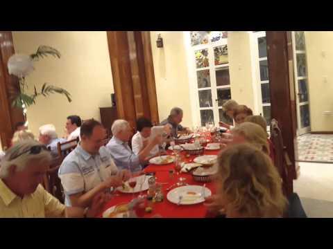 Restaurant El 19 Sancti Spiritus Cuba