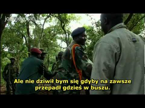Wywiad Joseph Kony -  Uganda Czerwiec 2006 Część 2/2 [PL]