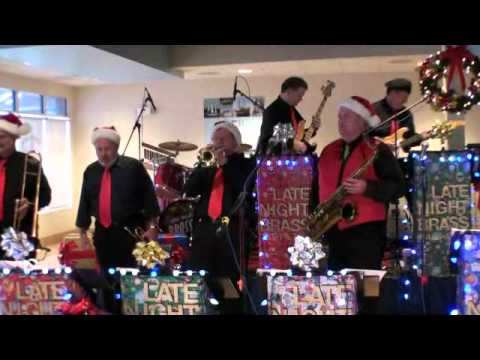Late Night Brass @ St. Pete Pier - Backdoor Santa