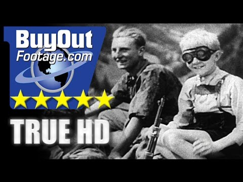 HD Historic Stock Footage WWII NAZI NEWS 1943: RUSSIAN FRONT, ITALY, AUSTRIA