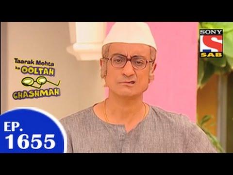 Taarak Mehta Ka Ooltah Chashmah - तारक मेहता - Episode 1655 - 21st April 2015 video