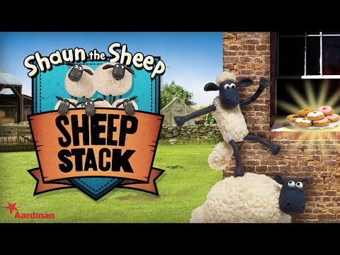 Sheep Stack – Shaun The Sheep's Latest Game video