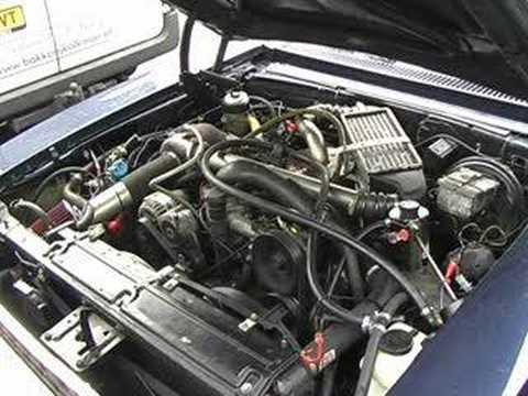 6.5 Non Turbo Diesel Chevrolet Nova 6.5 Turbo