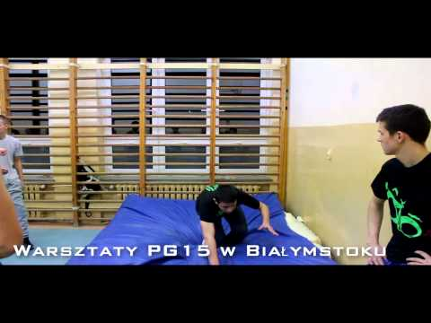 Parkour Białystok - Zajęcia, Warsztaty Parkour