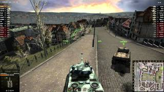 World of Tanks - Химмельсдорф - AMX-50 100 HD 1080p