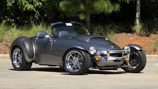 1999 Panoz AIV Roadster 10th Anniversary Edition SOLD / 136281