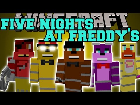 Minecraft: FIVE NIGHTS AT FRED