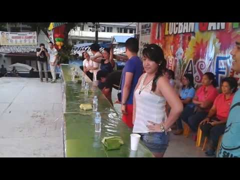 Oh!7 Longganisa Eating Contest in Lucban, Quezon
