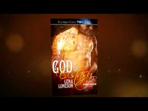 God of Ecstasy book trailer