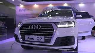 Xe.Tinhte.vn - Chi tiết về Audi Q7 mới ra mắt tại VIMS 2015