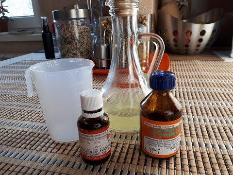 Тоник-эксфолиант/ Немного про кислоты