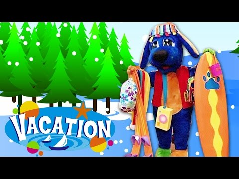 "Kids Video - ""Vacation Fun!"" -  The Raggs Band"