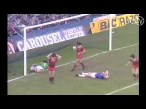 Everton 0-5 Liverpool (1982)